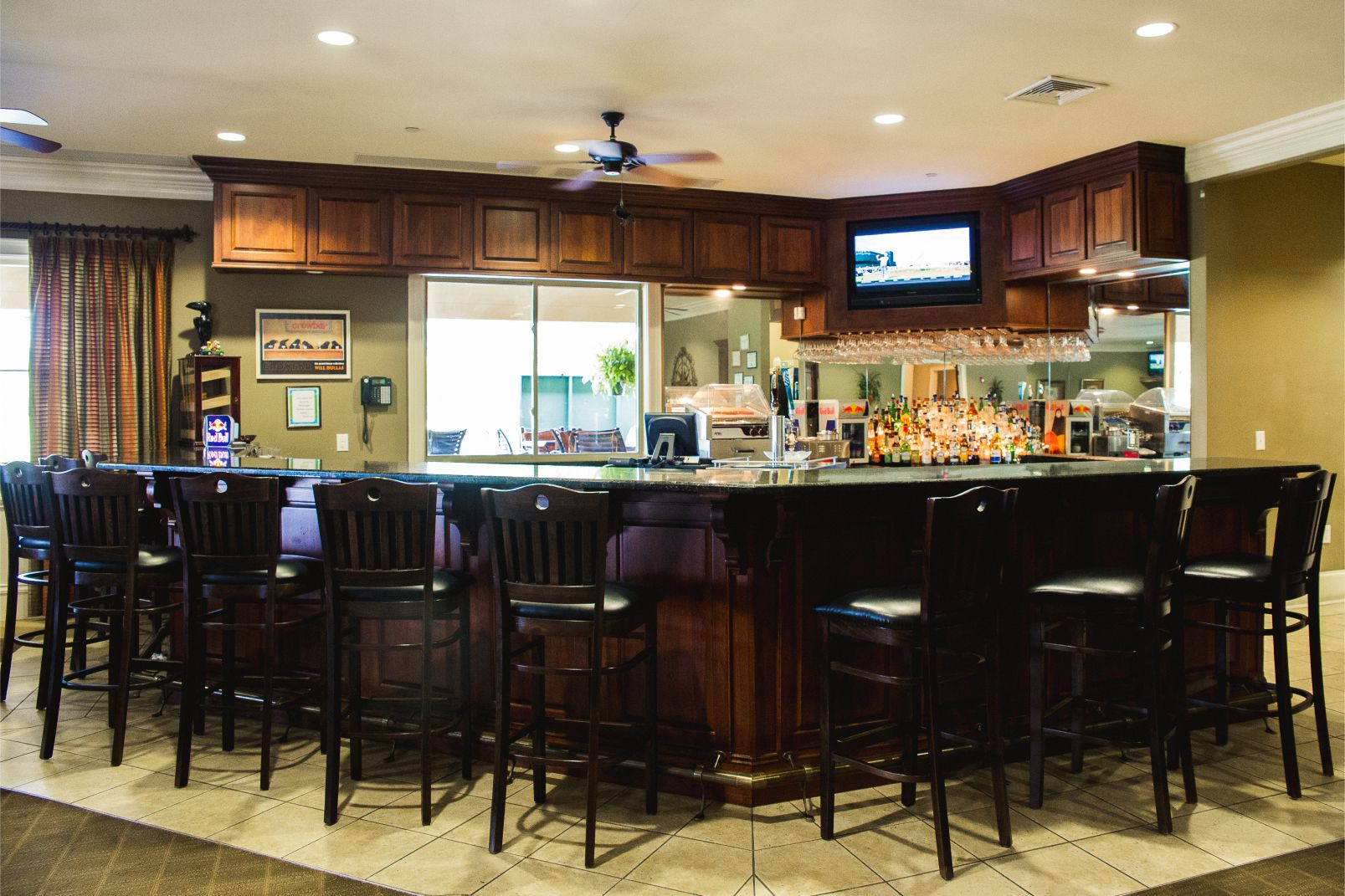 Crow Creek Golf Course Bar