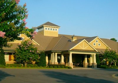 Crow Creek Clubhouse 1