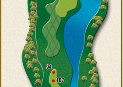 Hole Number 13