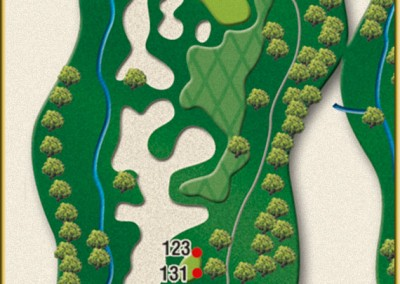 Hole Number 16