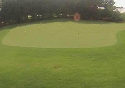 Crow Creek Chipping Green Aerial 1